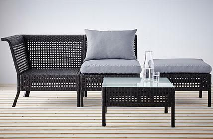 ikea gartenm bel alle aktuellen m belserien 2018 im. Black Bedroom Furniture Sets. Home Design Ideas