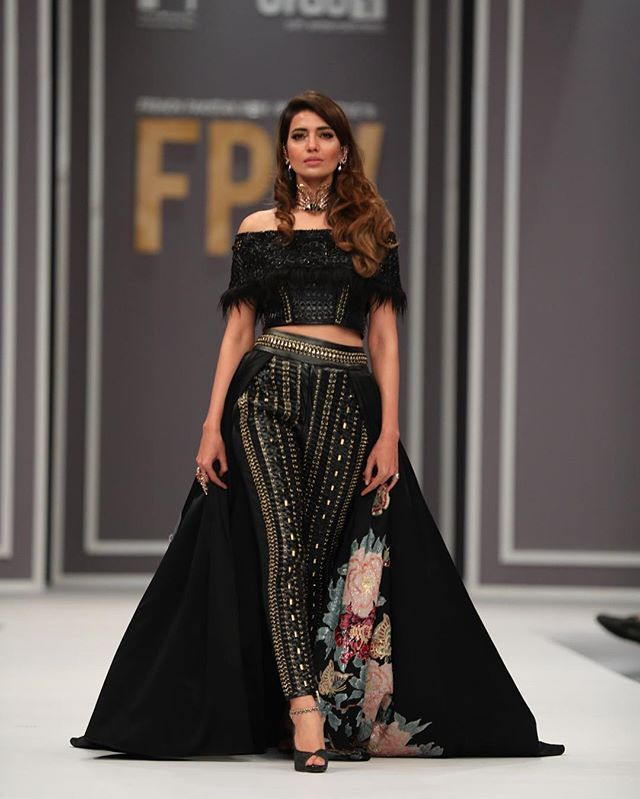 Shehla Chatoor. #lovepakfashion