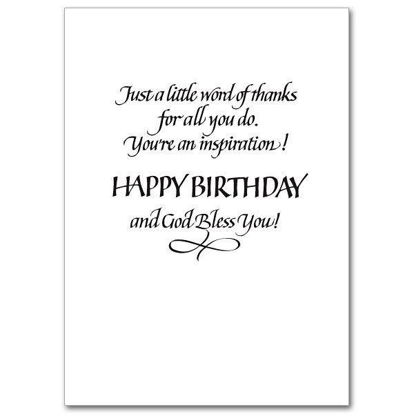 Birthday Messages Quotes Wishes Happy Pastor