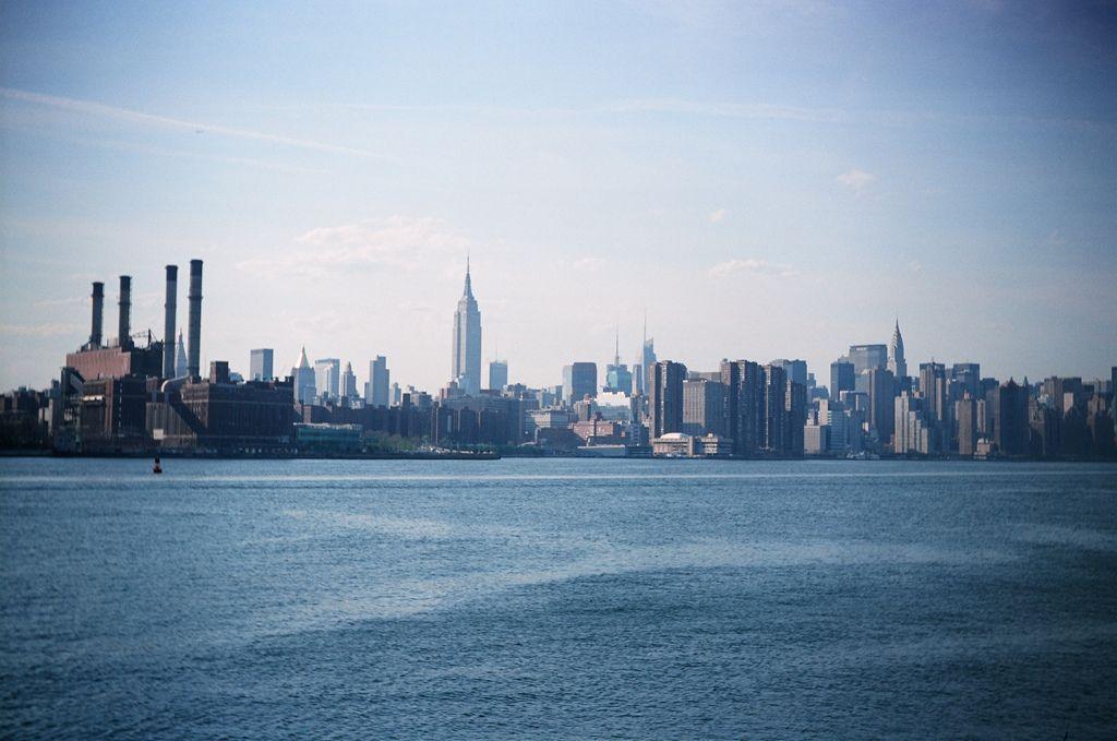 New York, New York. <3    Never been.