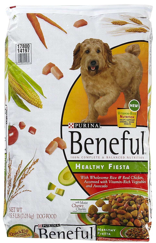Purina 178236 Beneful Healthy Fiesta Dogs Food 31 1 Lb Be