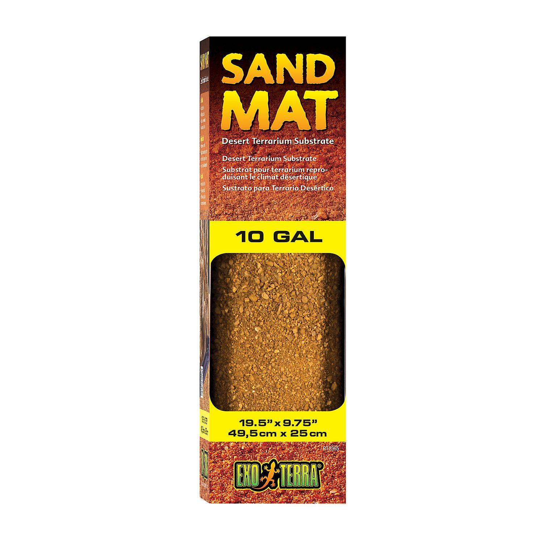 Exo Terra Sand Mat Desert Terrarium Substrate 10 Gal