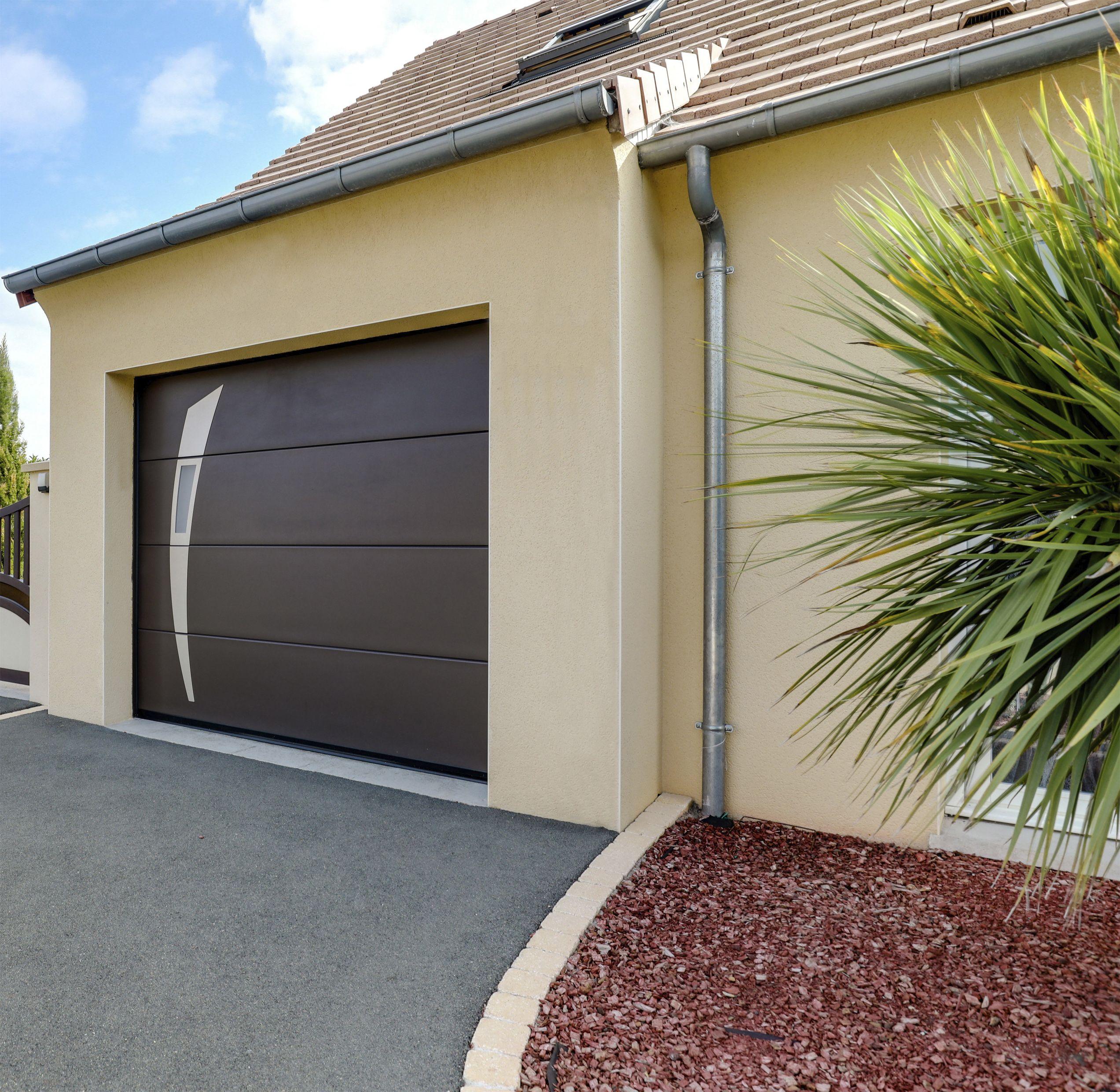 Coralia Confort Porte Garage