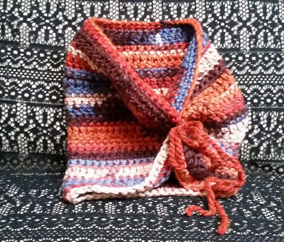 Chilly - get this cozy cowl to stay warm this winter. Made with soft cashmere loops n threads yarn this accent piece will be your best friend this winter....