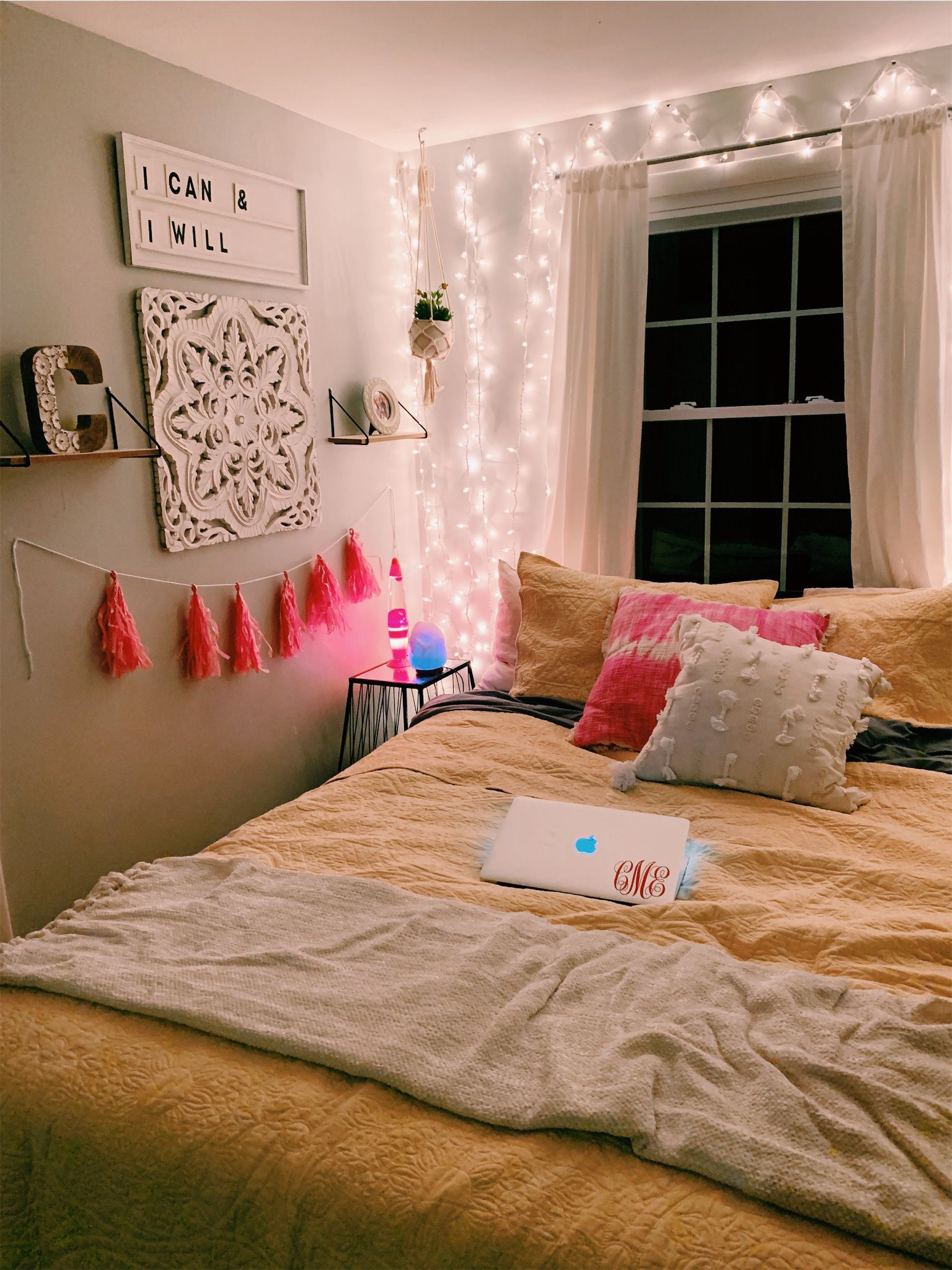 vsco bedroom Room design, Room decor, Stylish bedroom