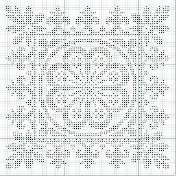 Pin by Susan Pedro on Crochet | Pinterest | Punto de cruz, Bordado ...