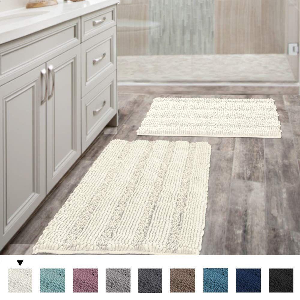 Badezimmerteppich Set
