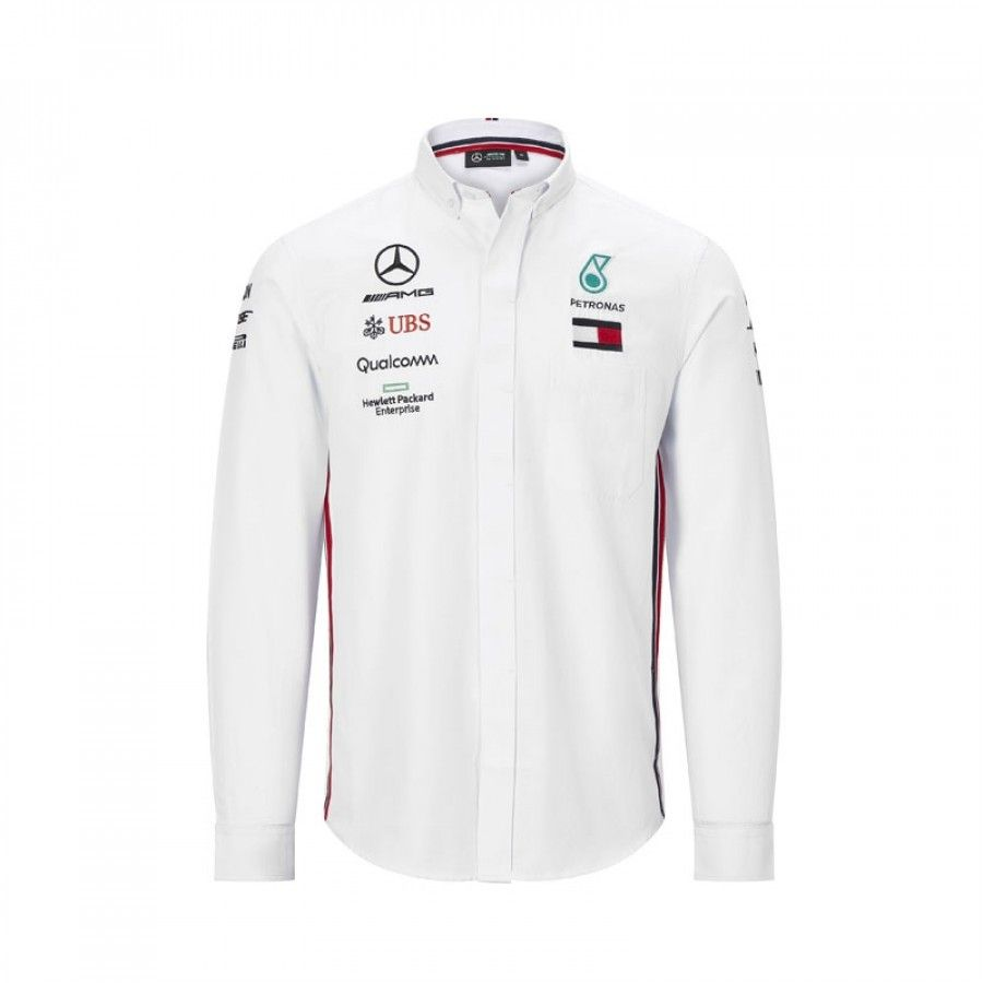 Mercedes-AMG Petronas Motorsport 2019 F1 Womens Team T-Shirt Black