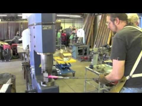Furrer Wootz Making Class part 2 of 2 - YouTube