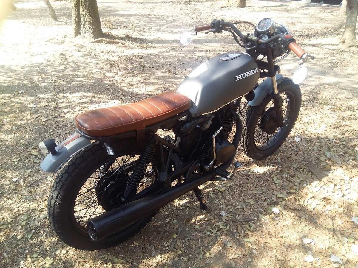 977fe6efefd62 Motos Cafe Racer Honda Y Yamaha 125cc!!!    aprovecha    - Año Trabajo    Calle - 10000 km - en MercadoLibre