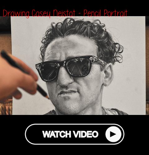 Drawing Casey Neistat Pencil Portrait Pencil Portrait Portrait Best Pencil