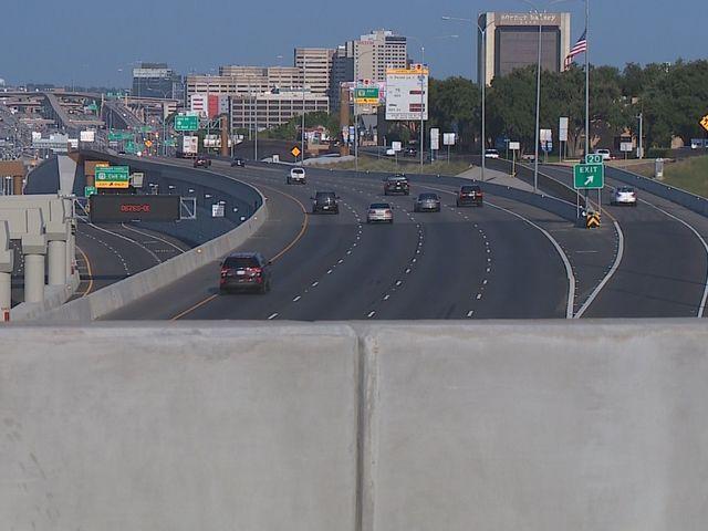 LBJ TEXpress lanes to open Thursday