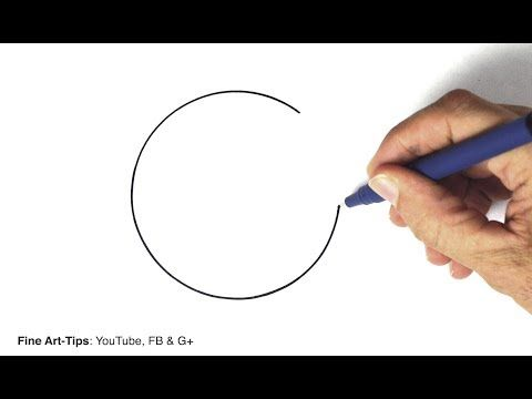 How To Draw A Perfect Circle Freehand 3 Hacks And Techniques Youtube Circle Drawing Circle Art A Perfect Circle