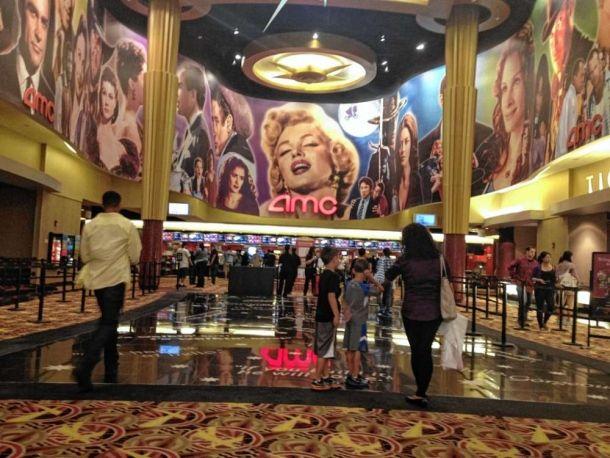 Amc Theaters Rules 2007 Present Entertainment Arts Entertainment Bergen County