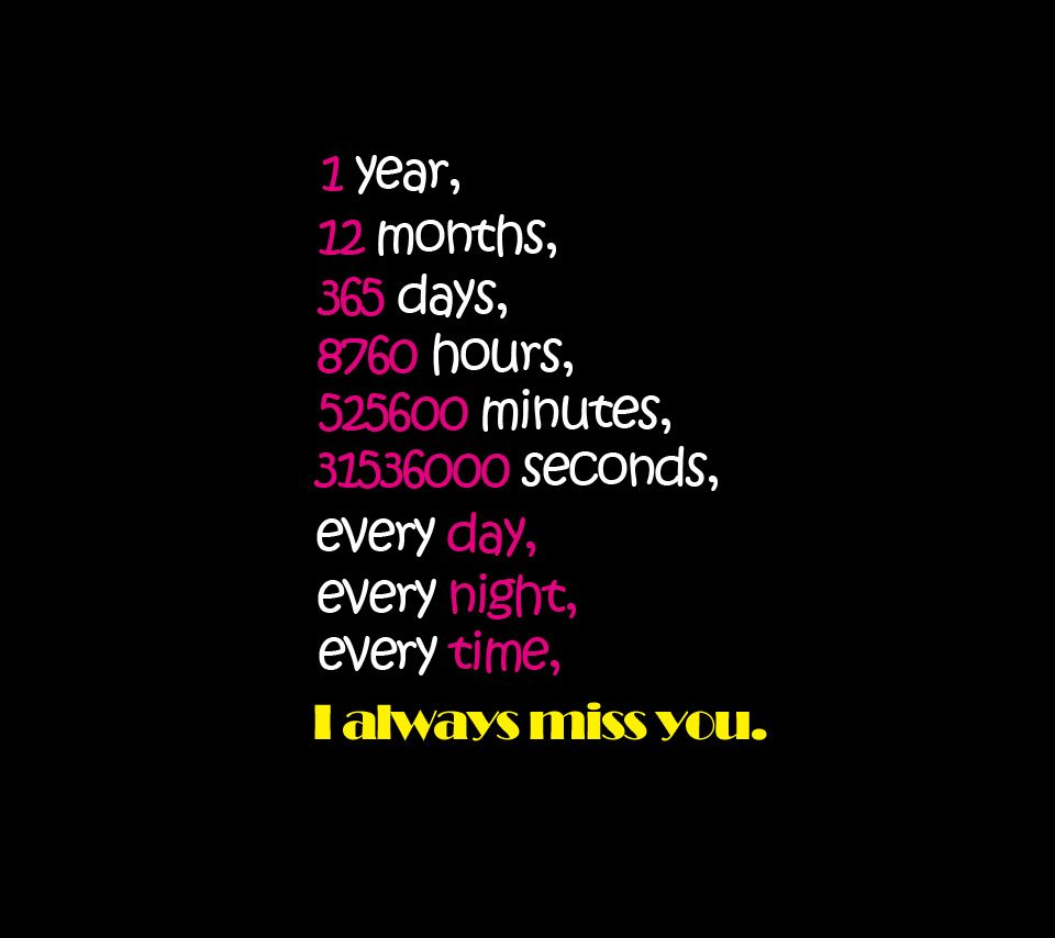 Quotes 365 Days 1 Year 12 Months 365 Days 8760 Hours 525600 Minutes 31536000