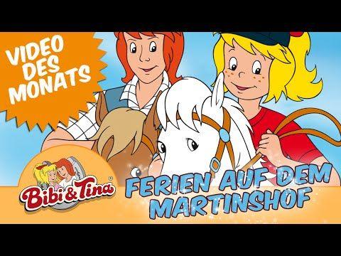 Bibi Tina Ferien Auf Dem Martinshof Video Des Monats Bibi Und Tina Videos Ferien