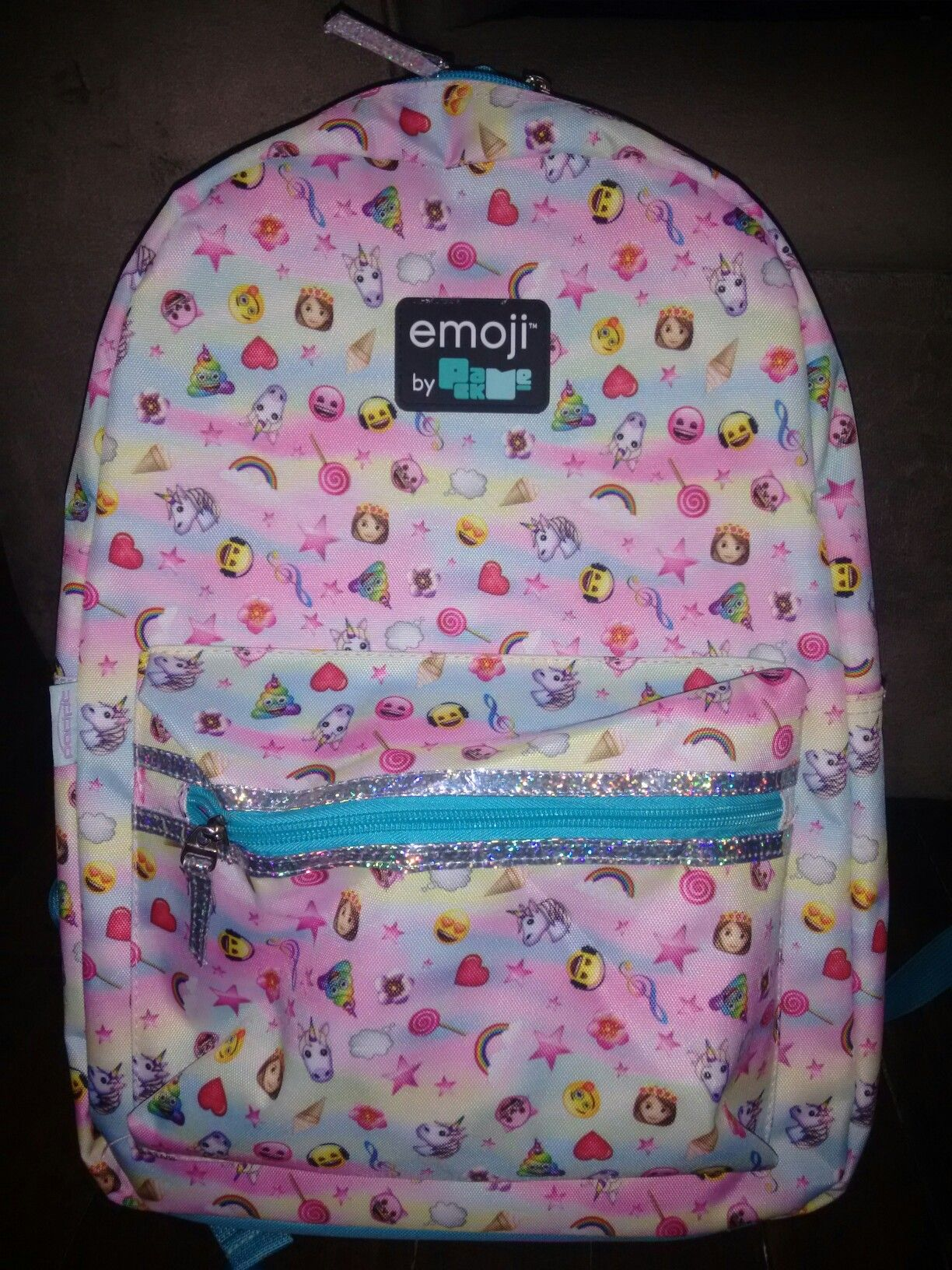 Feminina Unicornio mochila Emoji Mochila voltaasaulas De rRXU7xnRHW