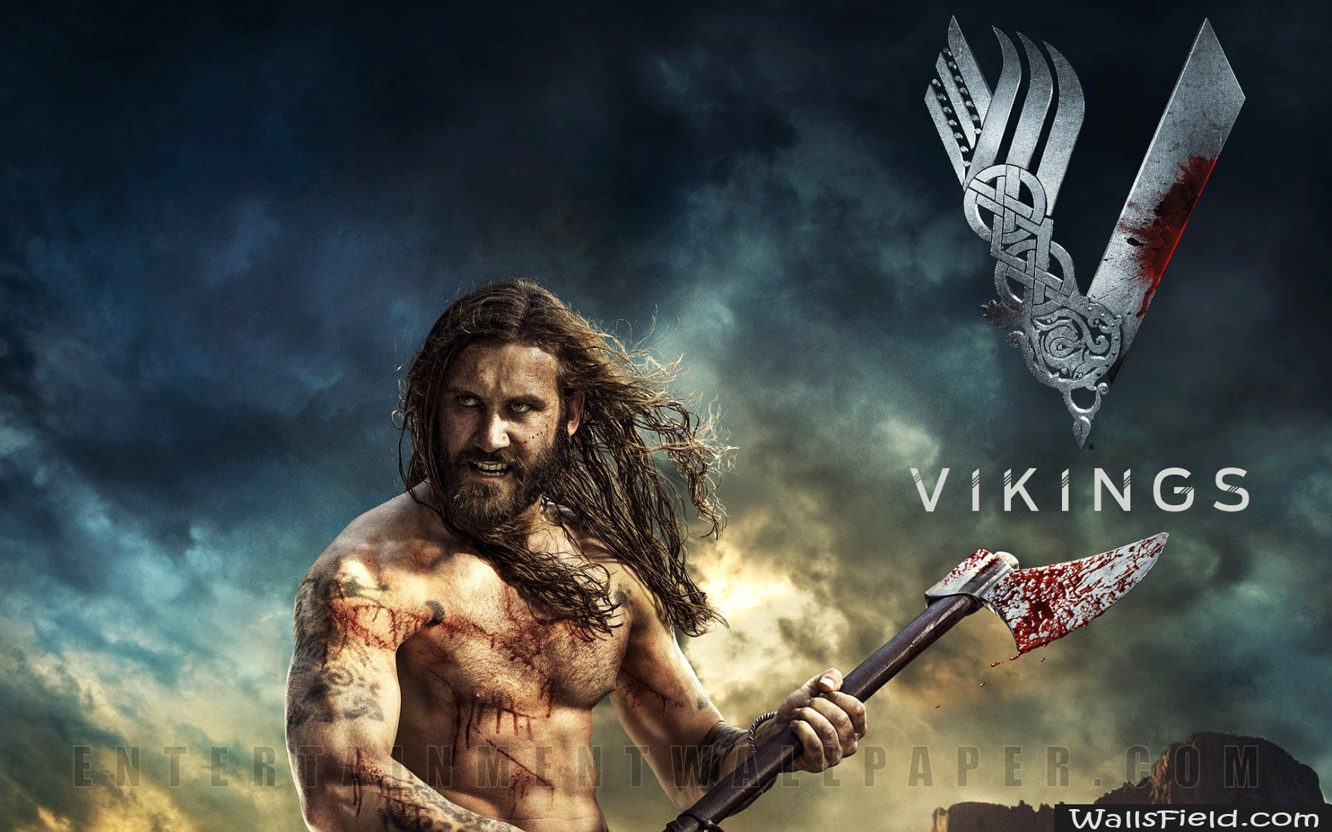 Vikings Wallpaper Viking Vikings Vikings Tv Et Viking Wallpaper