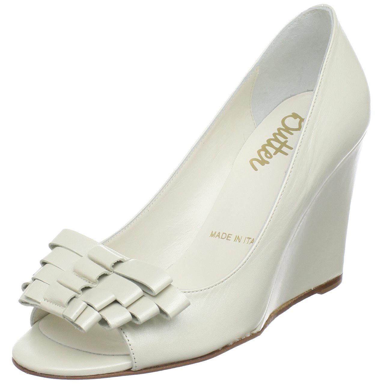 Bridal by Butter Women's Waddle-B Wedge Pump