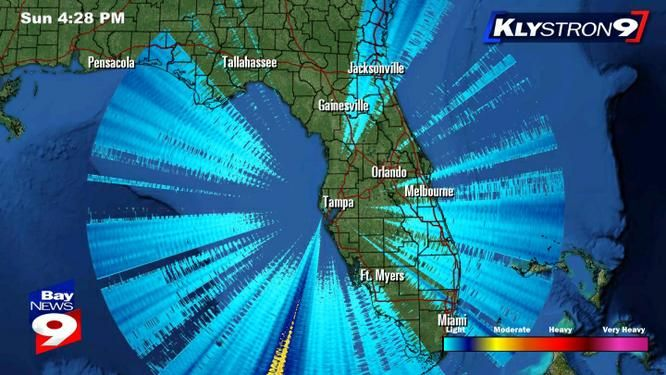orlando weather maps doppler Tampa Bay Radar Maps County By County Klystron 9 The Spiral Of orlando weather maps doppler