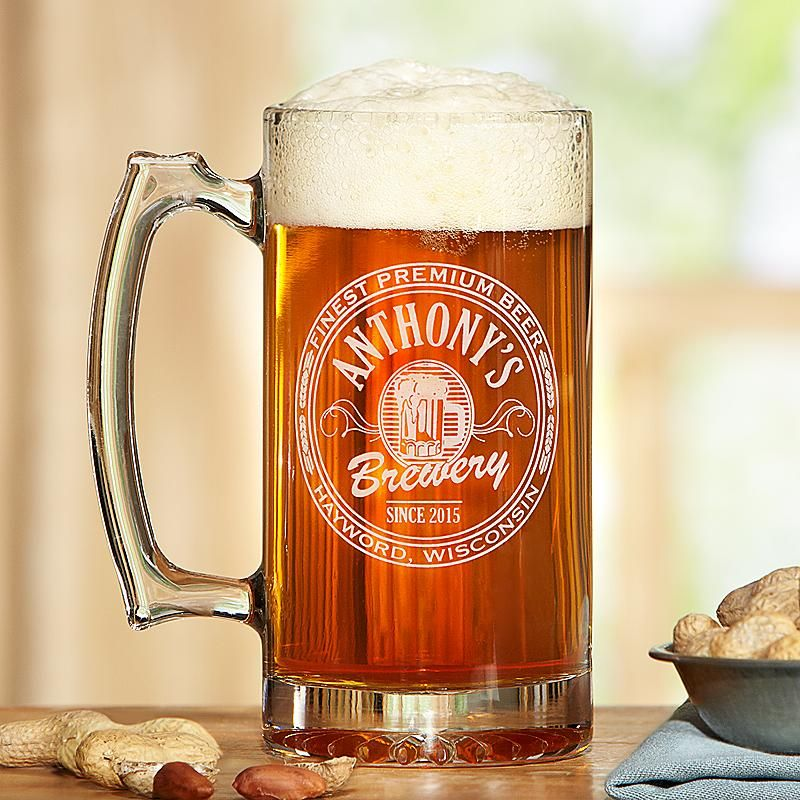 big time brewery oversized beer mug gift