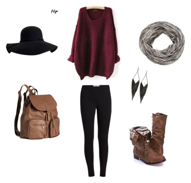 """""""Faith:)"""" by faithashleyy ❤ liked on Polyvore featuring H&M, Aéropostale, maurices and GUESS"""