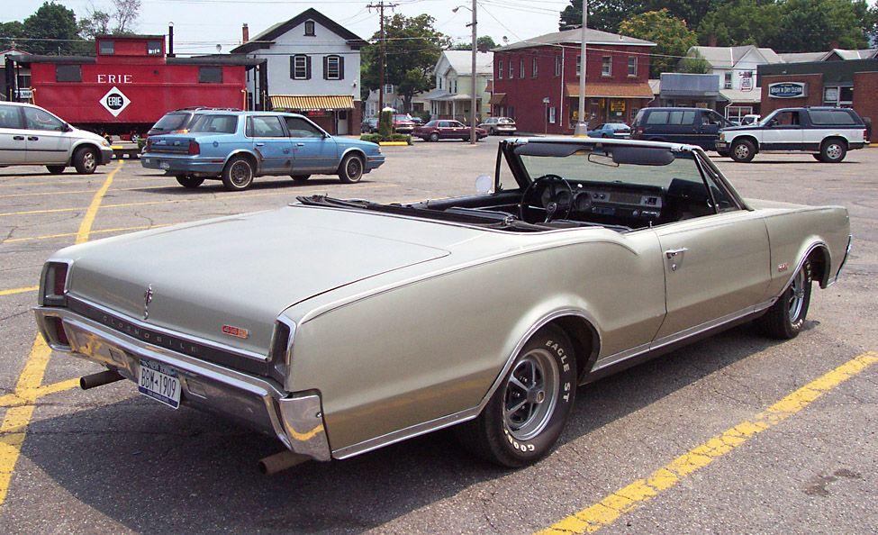 1967 Oldsmobile 442 Platinum 5 Oldsmobile 442 Oldsmobile Convertible