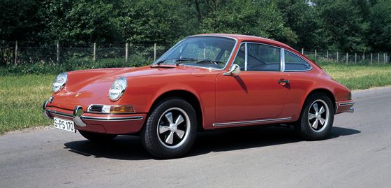 Porsche 911T (A and B Series) ~ 1967-1968 My dad went to Germany to pick out the car and have it shipped back. He loved that car!