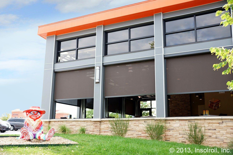 for retractable motorized and suntex garage doors door awnings proretractable screens at ninety