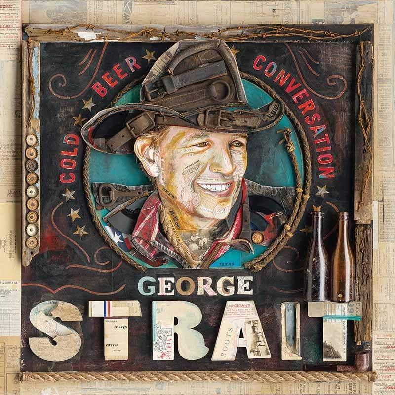 "Strait's ""Cold Beer Conversation"" on vinyl! Add the"
