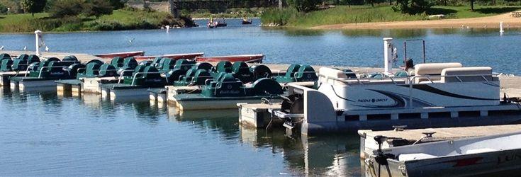 party boat rental detroit