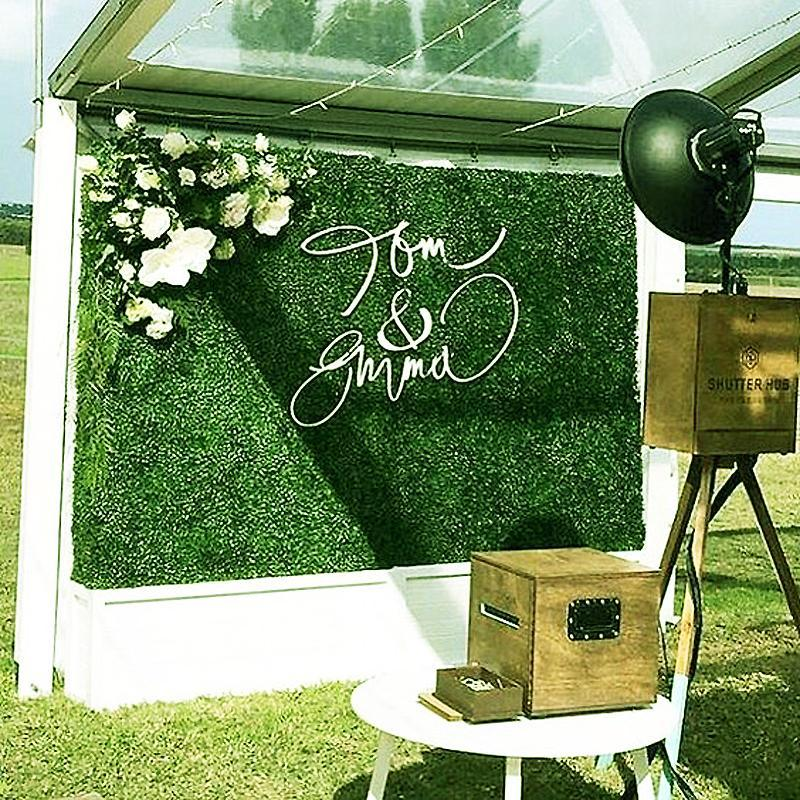 11 sq ft 4 panels artificial green boxwood hedge faux on interior using artificial boxwood panels with flowers id=79914