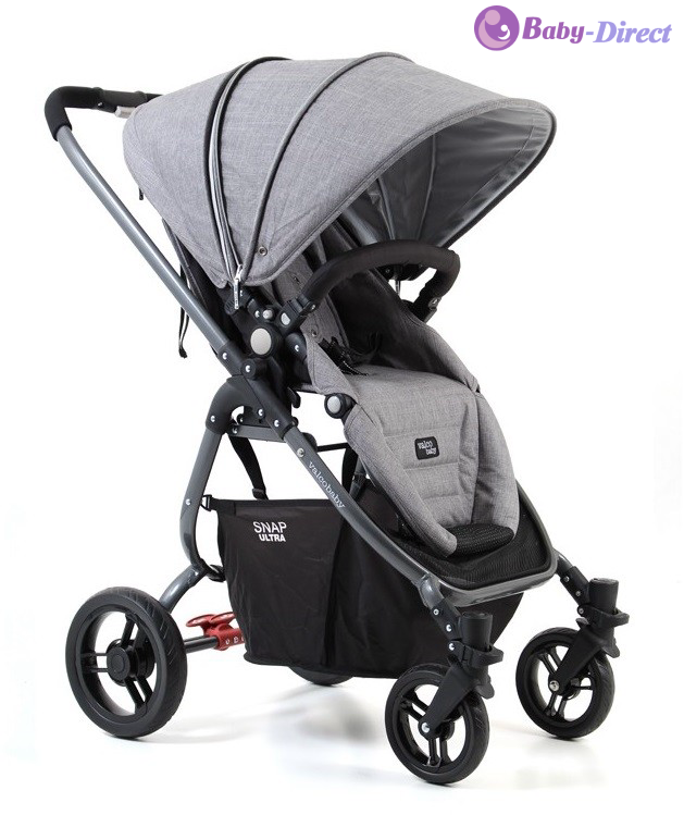 Valco Baby Snap Ultra Tailor Made Grey Marle👇 http//www
