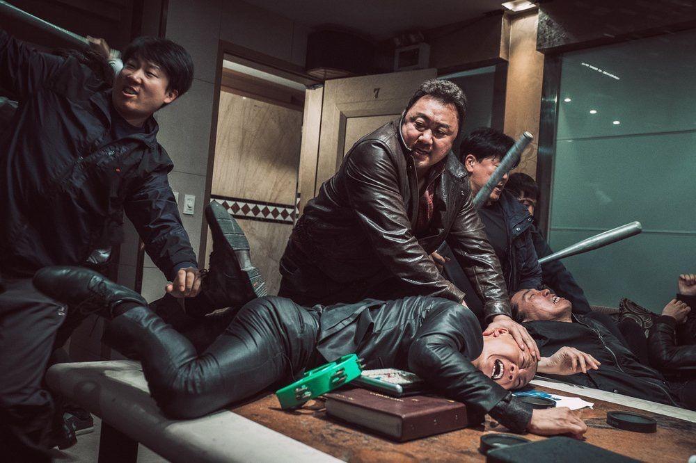 Pin on Ma Dong Seok