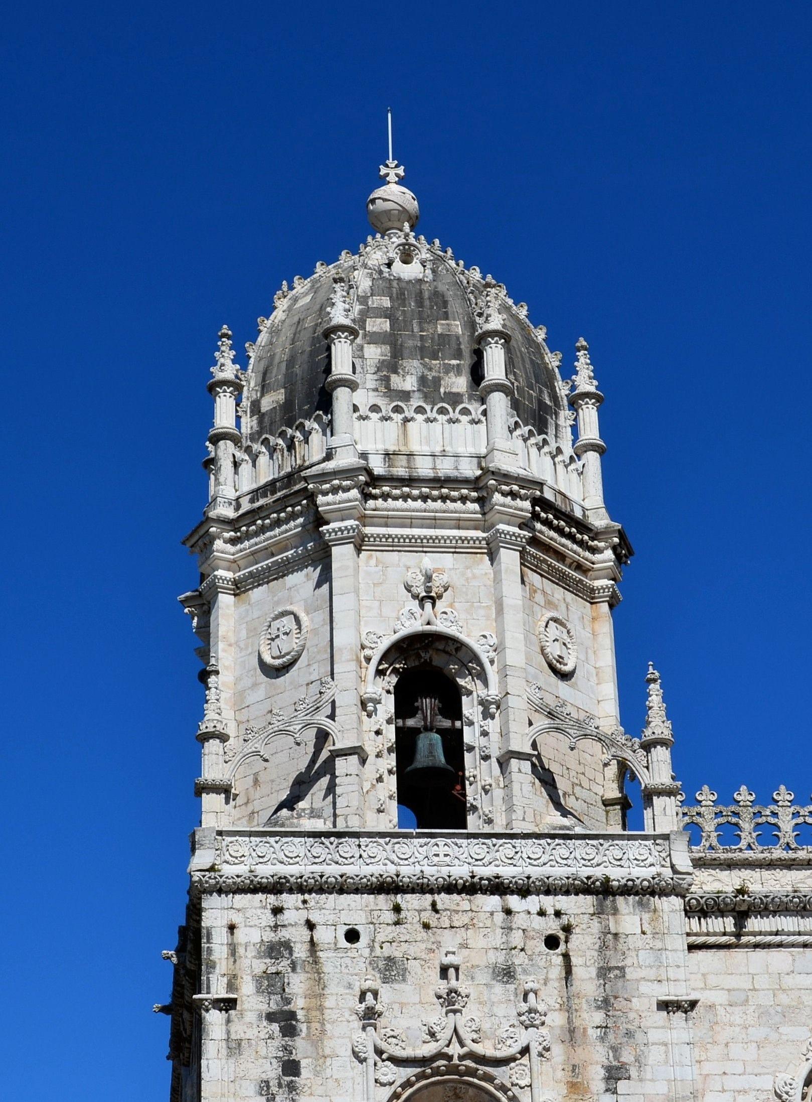 GOTHIC, Portugal - Jerónimos Monastery, Lisbon, 1500-40.