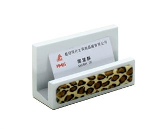 Leopard business card holder is a great way to draw attention to leopard business card holder is a great way to draw attention to your business cards colourmoves
