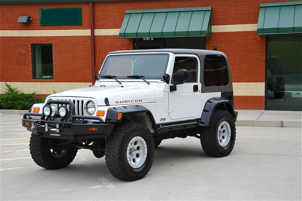 2003 Jeep Wrangler 4x4 Rubicon 1 Owner Price 3 900 Engine 4 0l 242cu In L6 Gas Ohv Naturally Aspirated Transmis 2003 Jeep Wrangler Jeep Wrangler Jeep Baby