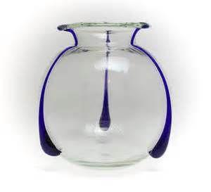 Hand Blown Art Glass Vase - Bing images