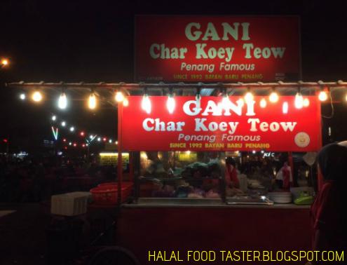 Gani Char Koey Teow Jitra Halal Food Taster Halal Recipes Halal Char
