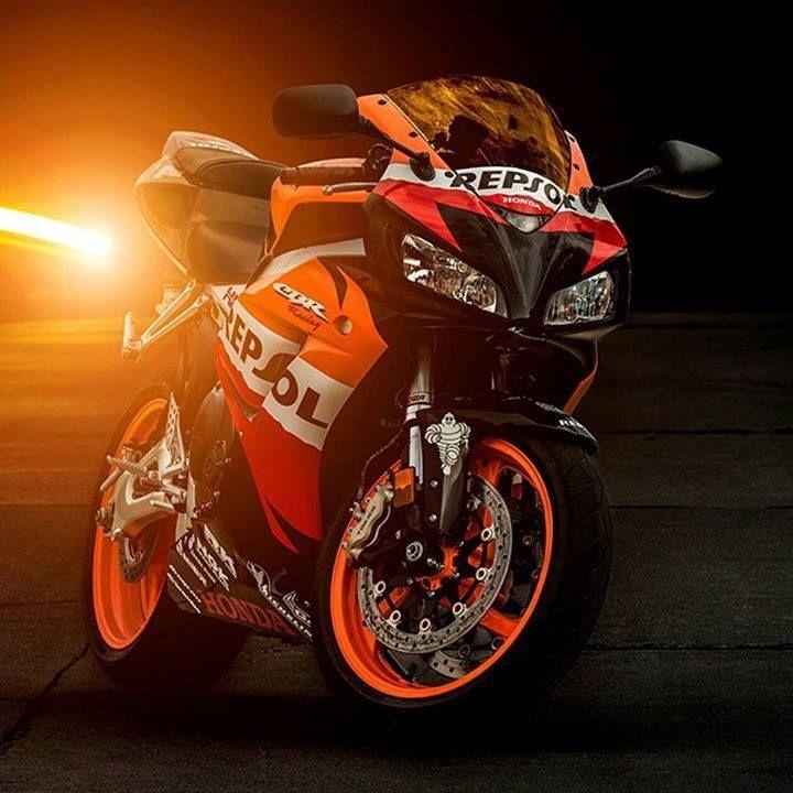 Honda Cbr Repsol Cr Fb Bikepsyche Acessorios Para Motos