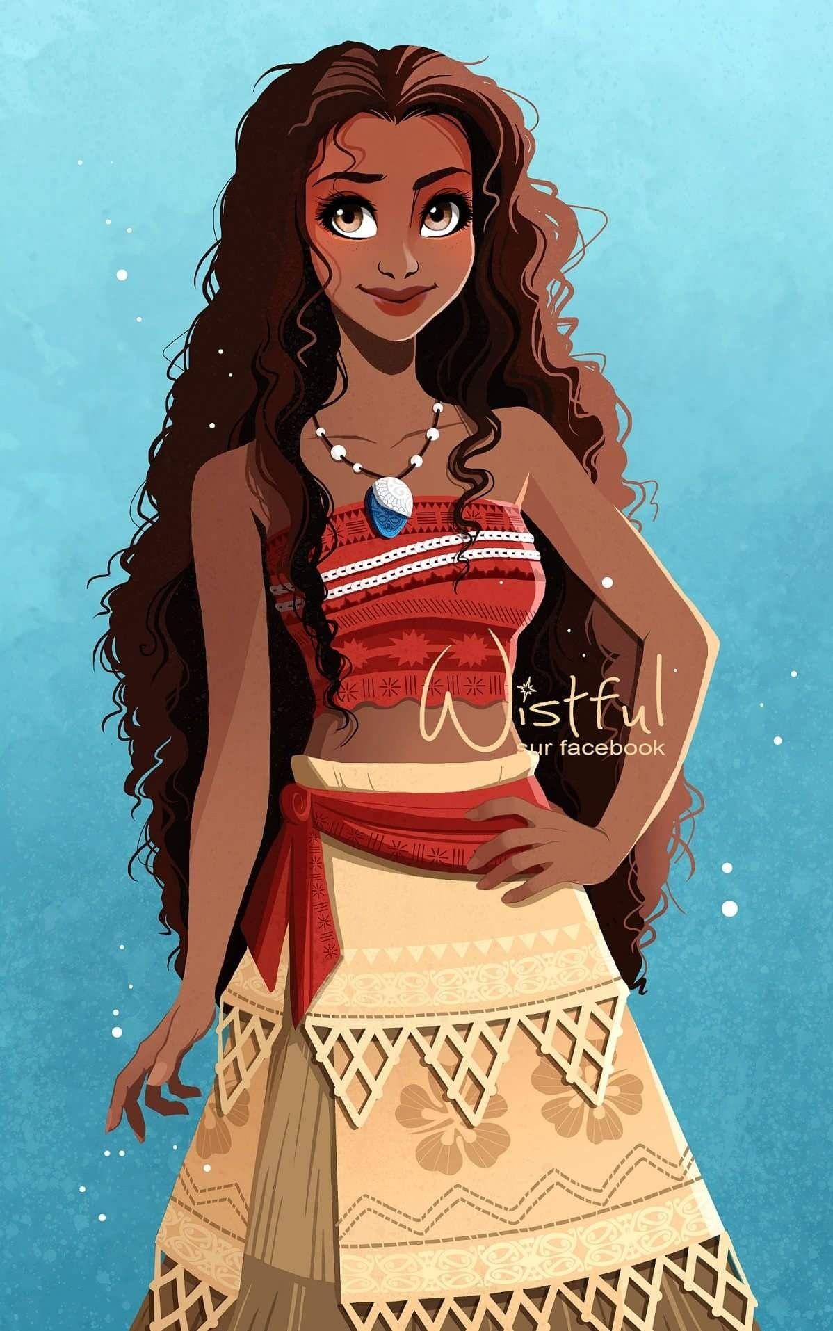 black art by Mira | Disney princess art, Disney fan art ...