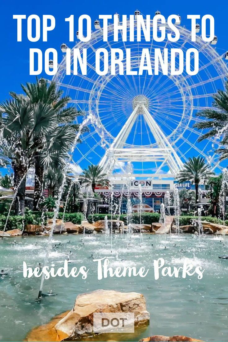 10 Family Friendly Things To Do In Orlando Besides The Theme Parks Disney Or Universal Orlandfo Fam Orlando Travel Attractions In Orlando Orlando Vacation