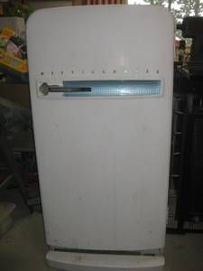 Boulder For Sale Vintage Refrigerator