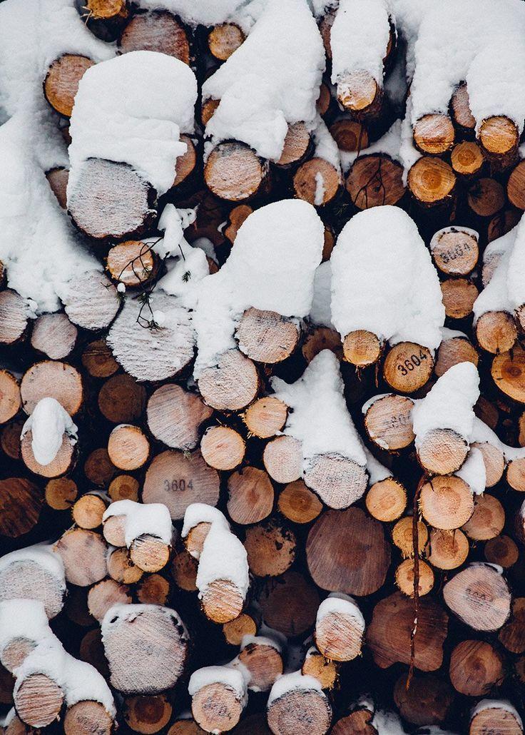 Photo Journal: Winter in Swedish Lapland #decemberaesthetic