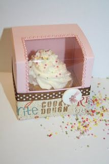 Cupcake Gift Box Cupcake Boxes Template Single Cupcake Boxes Cupcake Gift