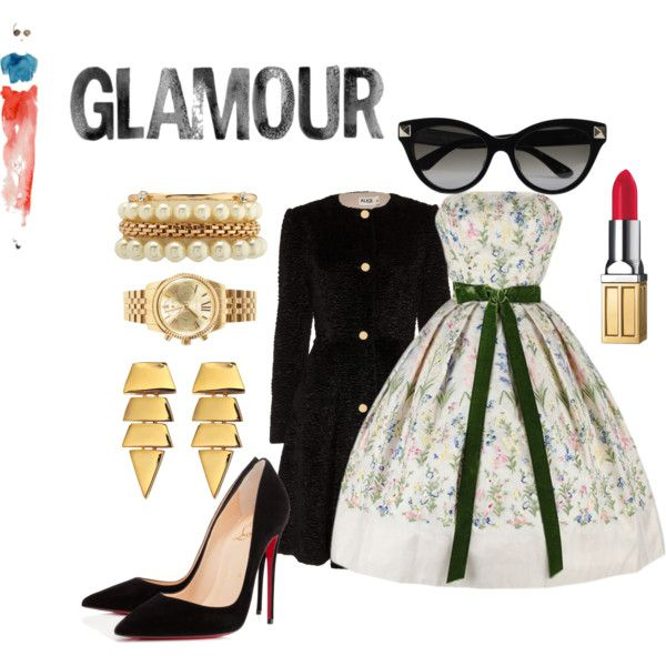 """""""glam fsh"""" by beea-biank on Polyvore"""