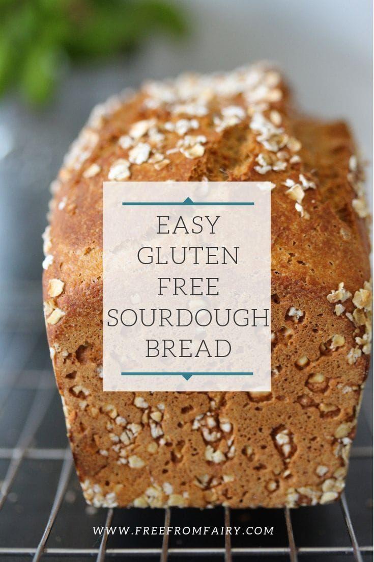 Gluten Free Sourdough Bread Recipe Best gluten free