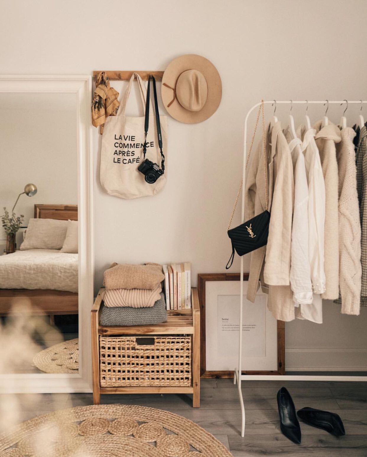 Organic beige decor inspiration images