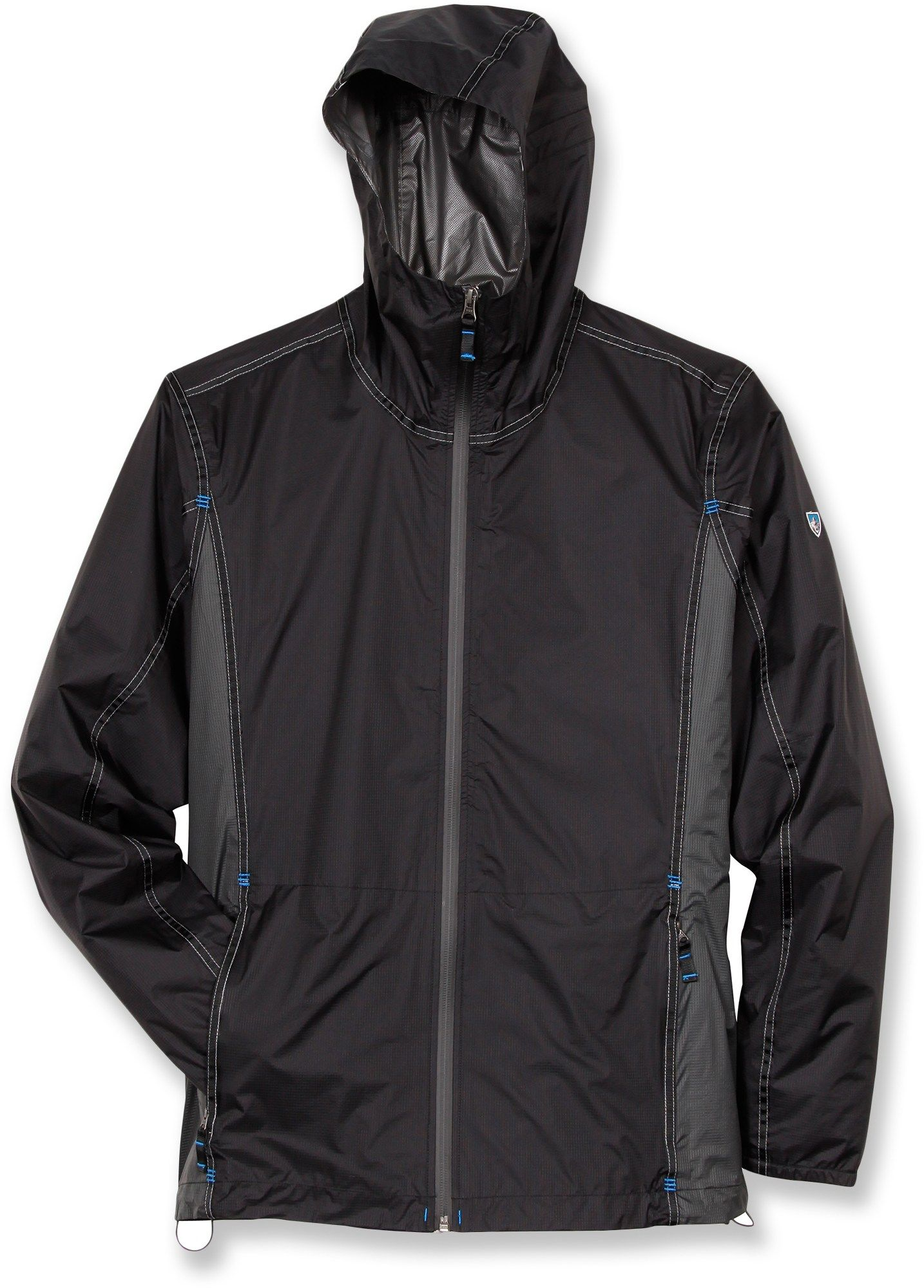 The Kuhl Parachute Jak - lightweight jacket offers complete ...