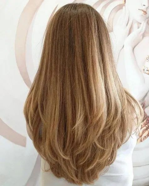 30 Best Ideas About Stylish Layered Hairstyles In 2020 Page 33 Of 35 Creative Vision Design Hairdo For Long Hair Thick Hair Styles Long Layered Haircuts